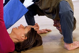 Contact Jam with Pre-Workshop Contact Improvisation in Santa Cruz de Tenerife / once a month on a Sunday-morning