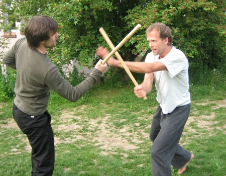 Workshops Dance Improvisation and Moving Sticks 21st of September 2019