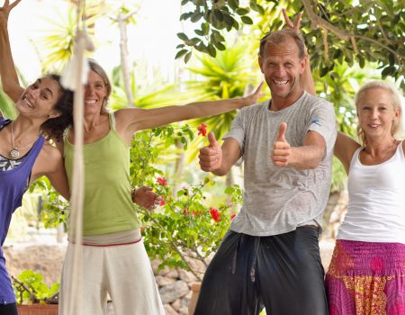 Wild Body Temple Training – 1 week in the wild nature of Tenerife 31st of May -6th of June 2020